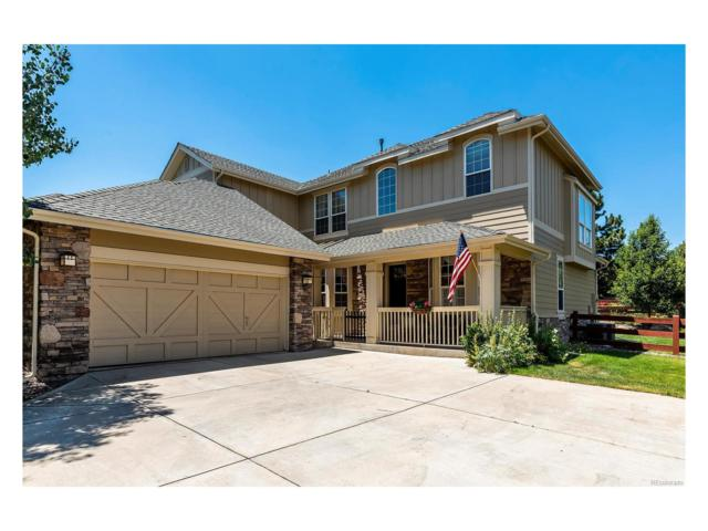 17140 W 62nd Circle, Arvada, CO 80403 (#8315129) :: The Peak Properties Group