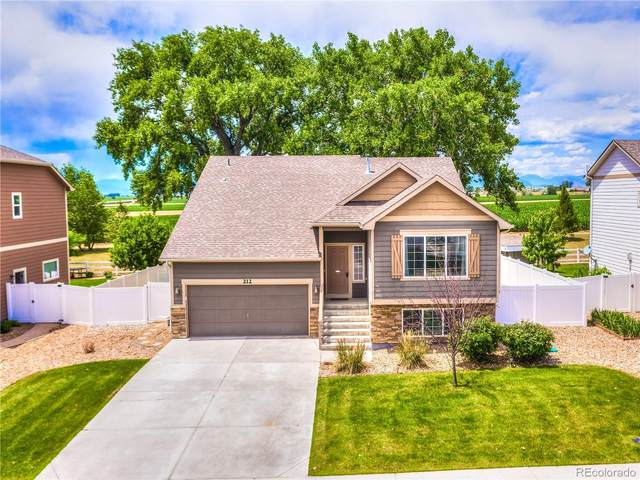 212 Sycamore Avenue, Johnstown, CO 80534 (#8315536) :: The DeGrood Team