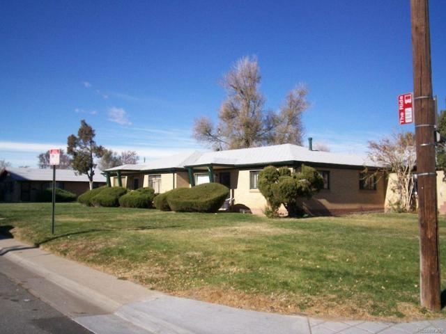 5179 E 34th Avenue, Denver, CO 80207 (#8315710) :: House Hunters Colorado