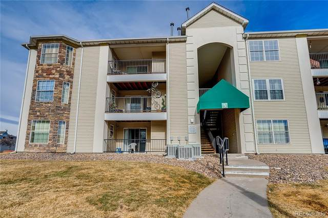 12183 W Cross Drive #302, Littleton, CO 80127 (#8315955) :: Colorado Home Finder Realty