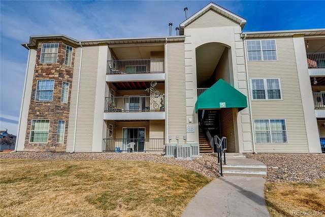 12183 W Cross Drive #302, Littleton, CO 80127 (#8315955) :: iHomes Colorado