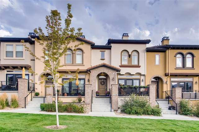 15586 W Wesley Avenue, Lakewood, CO 80228 (#8316042) :: The DeGrood Team