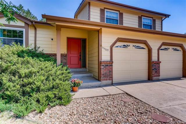 17509 E Brown Circle, Aurora, CO 80013 (#8316876) :: Bring Home Denver with Keller Williams Downtown Realty LLC