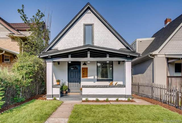 1187 S Clarkson Street, Denver, CO 80210 (#8317160) :: Chateaux Realty Group