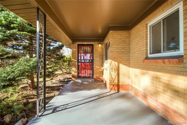 10065 W 19th Avenue, Lakewood, CO 80215 (#8317252) :: Venterra Real Estate LLC