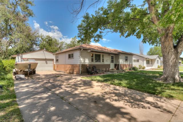 1421 S Perry Street, Denver, CO 80219 (#8317492) :: The Heyl Group at Keller Williams
