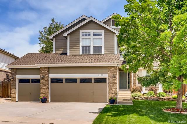 1173 Ridgeview Circle, Broomfield, CO 80020 (MLS #8318039) :: 8z Real Estate