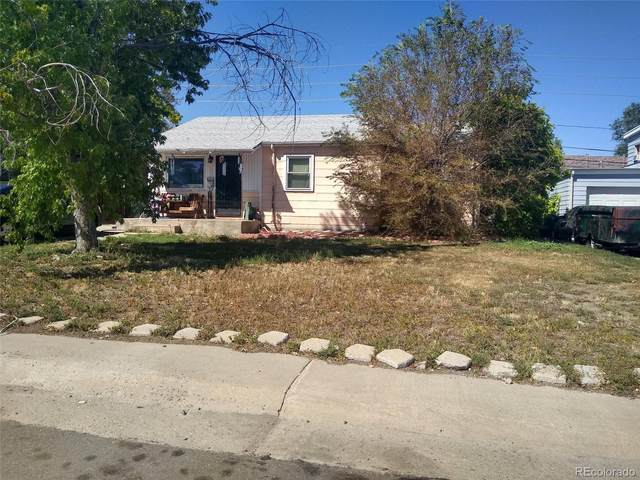 1821 Ruth Drive, Thornton, CO 80229 (MLS #8318169) :: 8z Real Estate