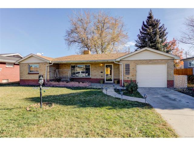 4340 Pierce Street, Wheat Ridge, CO 80033 (#8319027) :: The Peak Properties Group