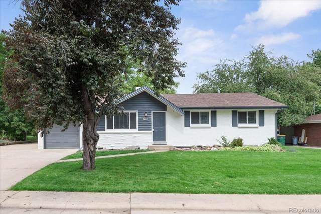 3815 W Monmouth Avenue, Littleton, CO 80123 (#8319112) :: Symbio Denver