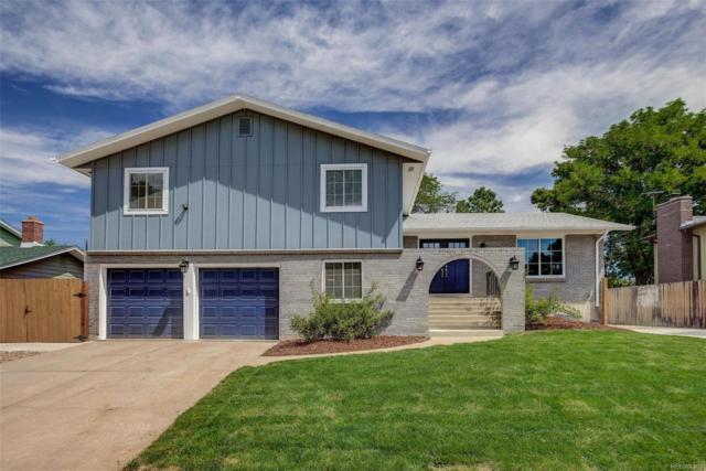 9961 E Cornell Avenue, Denver, CO 80231 (#8319283) :: Bring Home Denver