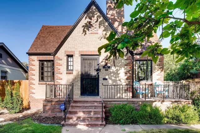 1380 Hudson Street, Denver, CO 80220 (MLS #8319535) :: 8z Real Estate