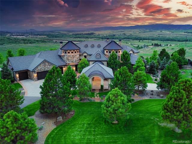 9719 Chatridge Court, Littleton, CO 80125 (#8319717) :: Wisdom Real Estate
