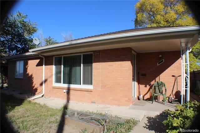 3650 Krameria Street, Denver, CO 80207 (#8319823) :: Mile High Luxury Real Estate