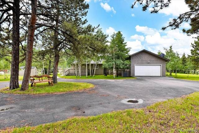 26139 Clark Avenue, Conifer, CO 80433 (#8320656) :: Own-Sweethome Team