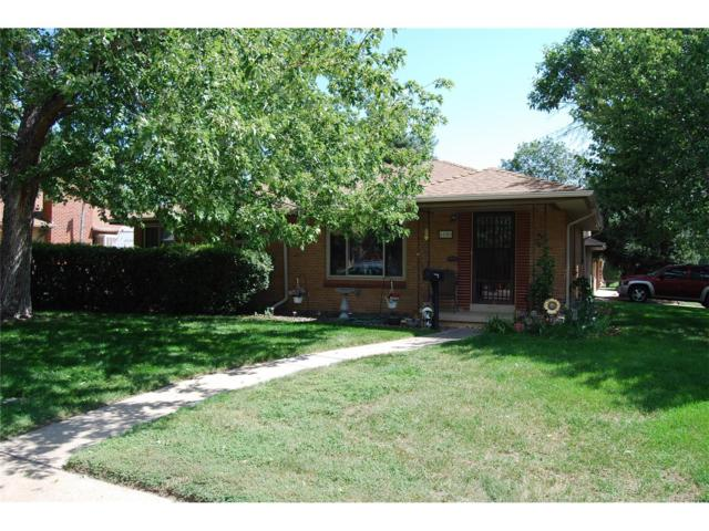 6100 Brentwood Street, Arvada, CO 80004 (#8320671) :: The Griffith Home Team