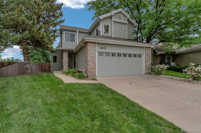 1201 E 130th Place, Thornton, CO 80241 (#8320733) :: The Griffith Home Team