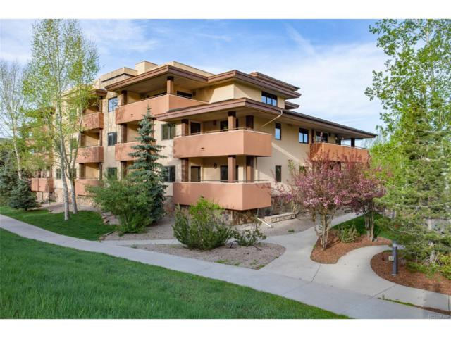 2780 Eagleridge Drive #207, Steamboat Springs, CO 80487 (#8321496) :: The Galo Garrido Group