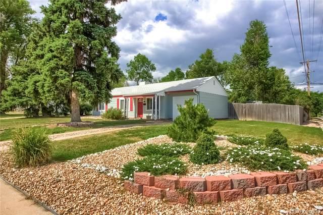 3001 S Forest Street, Denver, CO 80222 (#8321837) :: Kimberly Austin Properties
