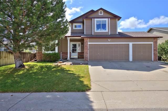 22 Heritage Avenue, Castle Rock, CO 80104 (#8322266) :: Mile High Luxury Real Estate