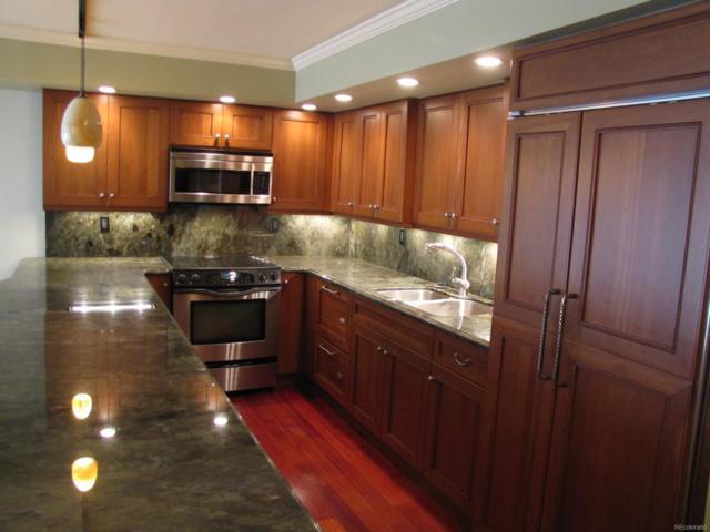 1551 Larimer Street #803, Denver, CO 80202 (#8322536) :: The Peak Properties Group