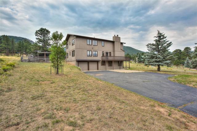 840 Riverside Drive, Estes Park, CO 80517 (#8322748) :: My Home Team