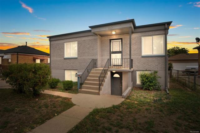 230 S Bryant Street, Denver, CO 80219 (MLS #8322925) :: Kittle Real Estate