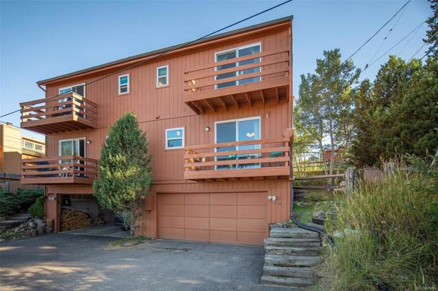 30795 Hilltop Drive, Evergreen, CO 80439 (#8323091) :: The DeGrood Team