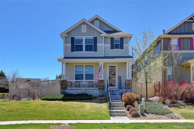 21440 E Stroll Avenue, Parker, CO 80138 (#8323279) :: Colorado Home Finder Realty