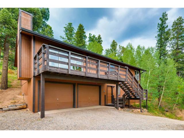 11783 Braun Way, Conifer, CO 80433 (MLS #8323494) :: 8z Real Estate