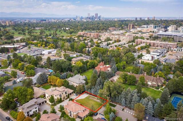 2731 E Alameda Avenue, Denver, CO 80209 (#8323581) :: The DeGrood Team