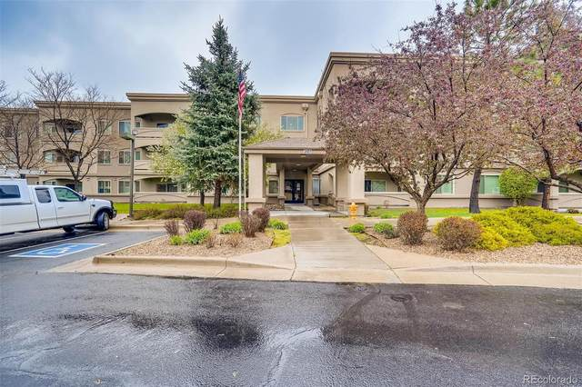 2451 Kipling Street #104, Lakewood, CO 80215 (#8323742) :: Symbio Denver