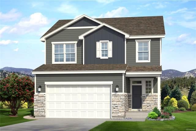 1105 104th Avenue, Greeley, CO 80634 (MLS #8323775) :: 8z Real Estate