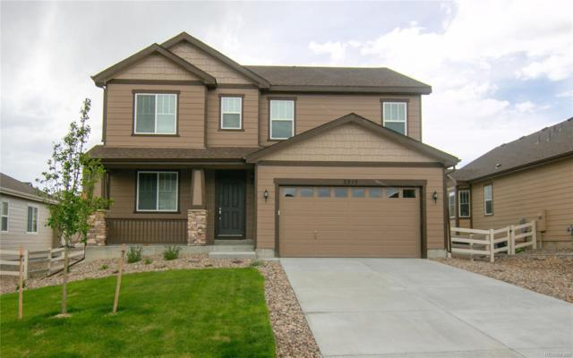 2953 Echo Park Drive, Castle Rock, CO 80104 (#8324188) :: The HomeSmiths Team - Keller Williams