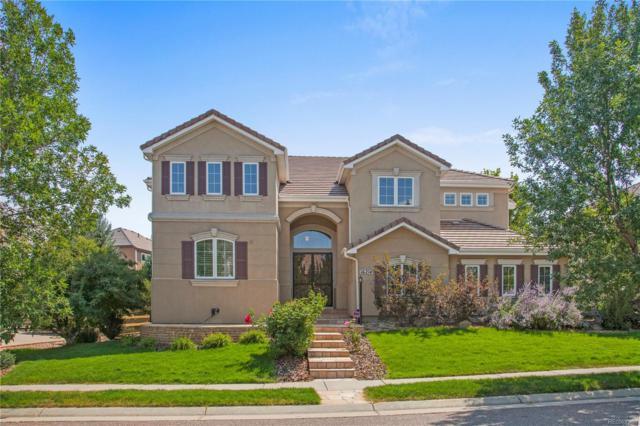 16214 E Lake Drive, Centennial, CO 80016 (MLS #8324270) :: 8z Real Estate