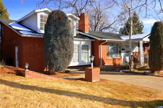 3240 S Mabry Way, Denver, CO 80236 (MLS #8324458) :: Kittle Real Estate