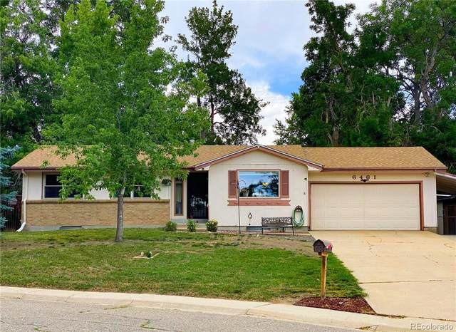 6461 W 69th Way, Arvada, CO 80003 (#8325255) :: Bring Home Denver with Keller Williams Downtown Realty LLC