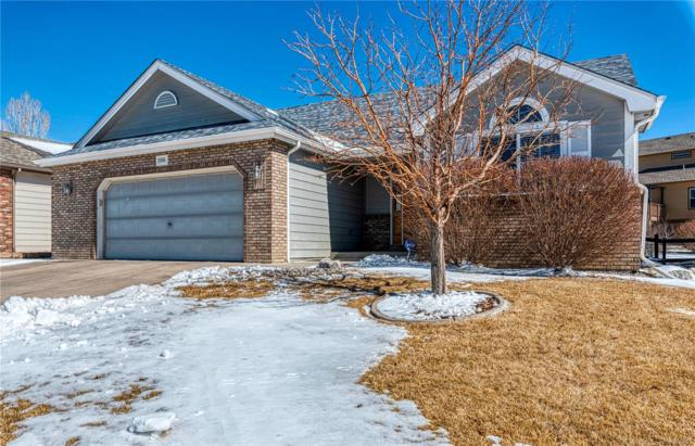 1506 61st Avenue, Greeley, CO 80634 (MLS #8325308) :: 8z Real Estate