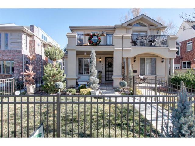 474 S Franklin Street, Denver, CO 80209 (#8325433) :: Wisdom Real Estate