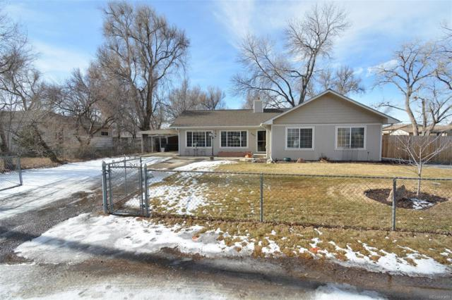 4695 Miller Street, Wheat Ridge, CO 80033 (#8325628) :: Wisdom Real Estate