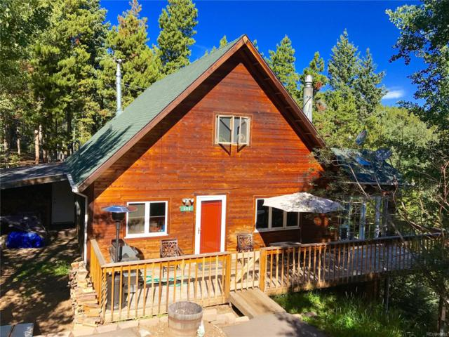 356 Castlewood Drive, Evergreen, CO 80439 (#8325753) :: The City and Mountains Group