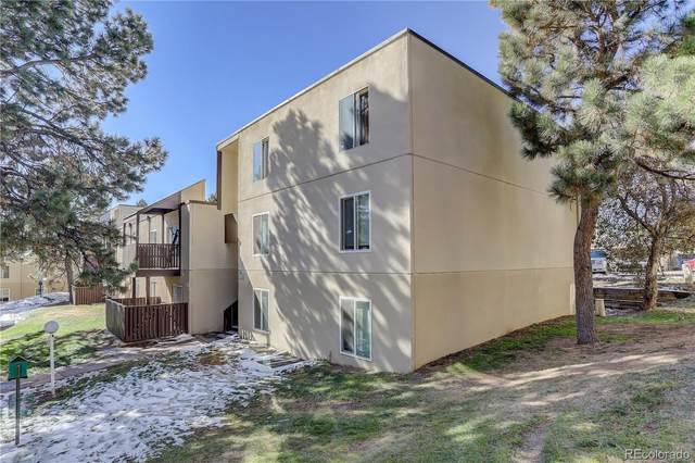 9700 E Iliff Avenue I102, Denver, CO 80231 (#8326019) :: Wisdom Real Estate