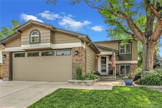 8470 S Upham Way, Littleton, CO 80128 (#8326067) :: The Griffith Home Team