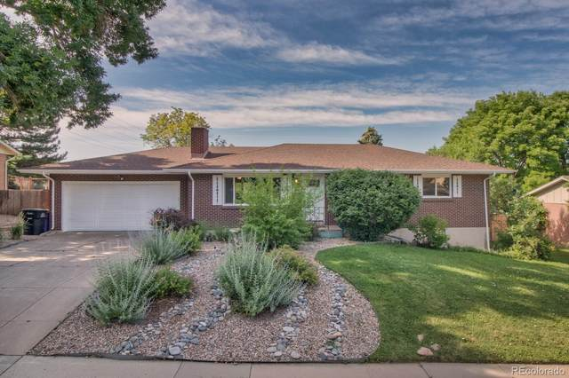 8066 E Lehigh Avenue, Denver, CO 80237 (#8326264) :: The Colorado Foothills Team | Berkshire Hathaway Elevated Living Real Estate