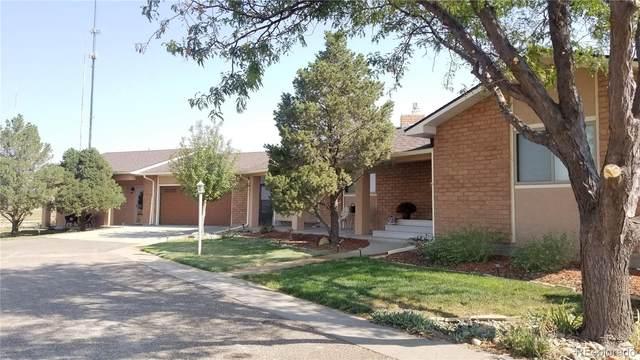 23480 County Road 27, La Junta, CO 81050 (#8326346) :: Re/Max Structure