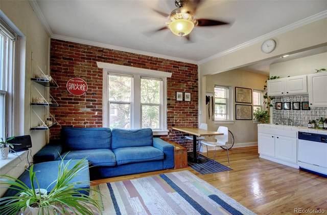 1341 Washington Street #8, Denver, CO 80203 (MLS #8326414) :: Find Colorado
