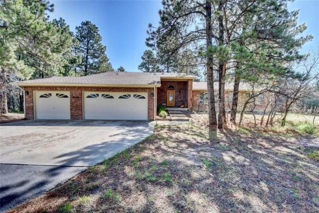 2110 Hawthorn Lane, Franktown, CO 80116 (#8326547) :: Colorado Home Realty