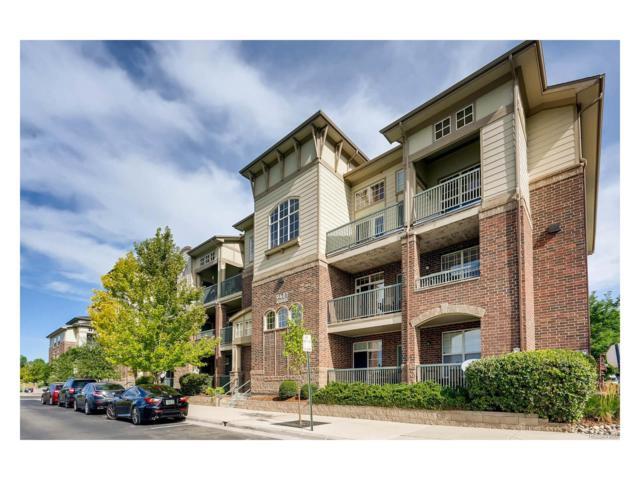 9481 E Mansfield Avenue #208, Aurora, CO 80014 (MLS #8326582) :: 8z Real Estate