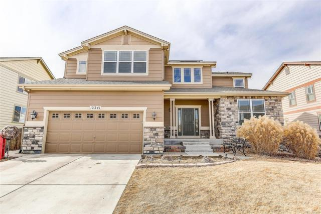 12241 Quince Street, Thornton, CO 80602 (#8326621) :: The HomeSmiths Team - Keller Williams