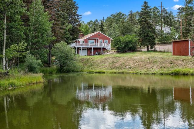 11955 Pinon Road, Conifer, CO 80433 (MLS #8327329) :: Kittle Real Estate